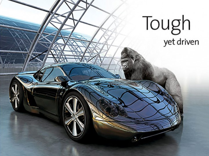 Corning Gains Ground for Gorilla Glass in the Automotive Industry