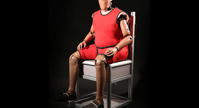 New Crash Test Dummies to Represent the Old and Obese