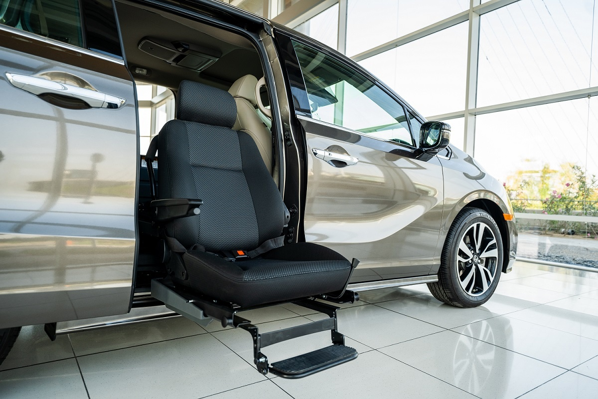 Al-Futtaim's Trading Enterprises launches customized Honda Odyssey  Touring to accommodate wheelchair users