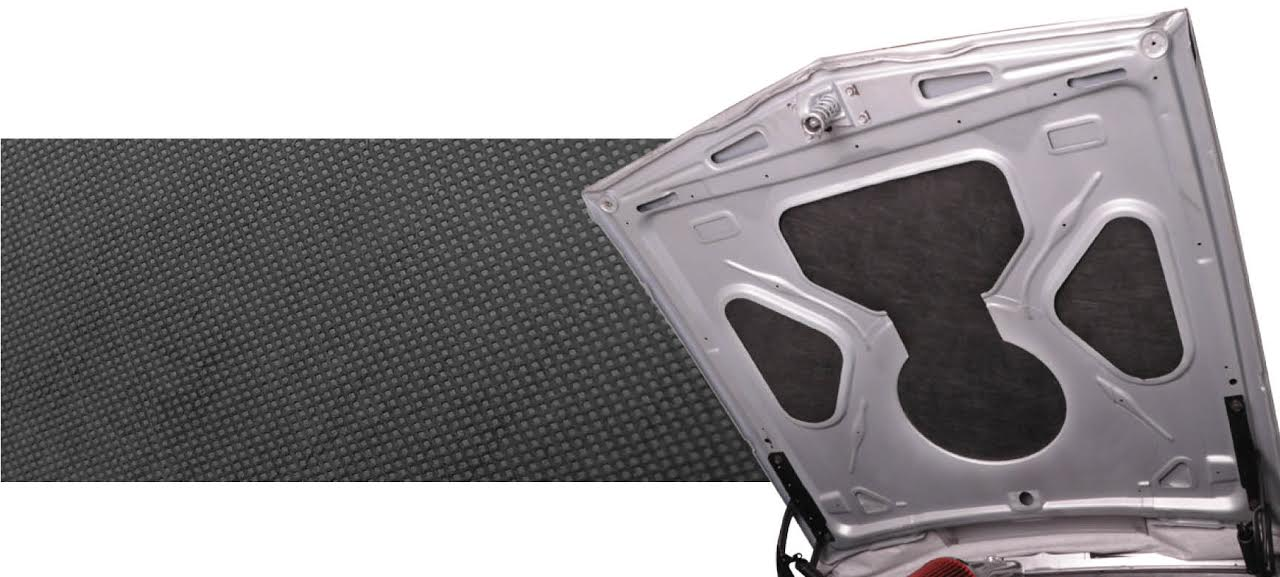DEI Launches New Variant of Underhood Thermal Acoustic Lining