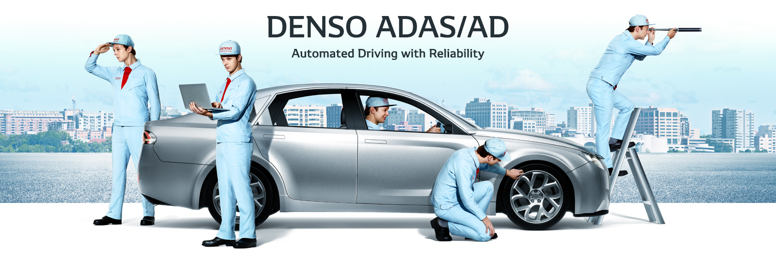 Denso Increases Focus on Mobility with Restructuring Exercise