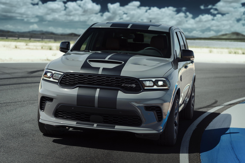 2021 Durango SRT Hellcat in the U.S. Market