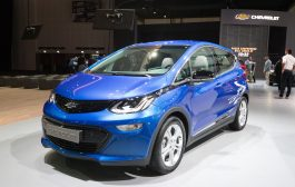 GM Announces 2020 Bolt EV to Offer Range of 565 km