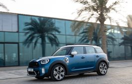 AGMC announces the arrival of the all-new MINI Countryman PHEV