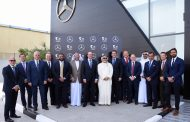 Gargash Enterprises and Mercedes-Benz Launch the Most Advanced Automotive Customer Service Center in the region