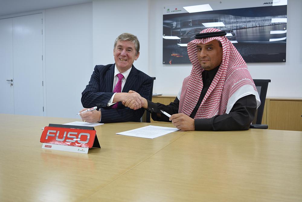 Al Habtoor Partners with the Oldest Truck Reseller in Saudi Arabia