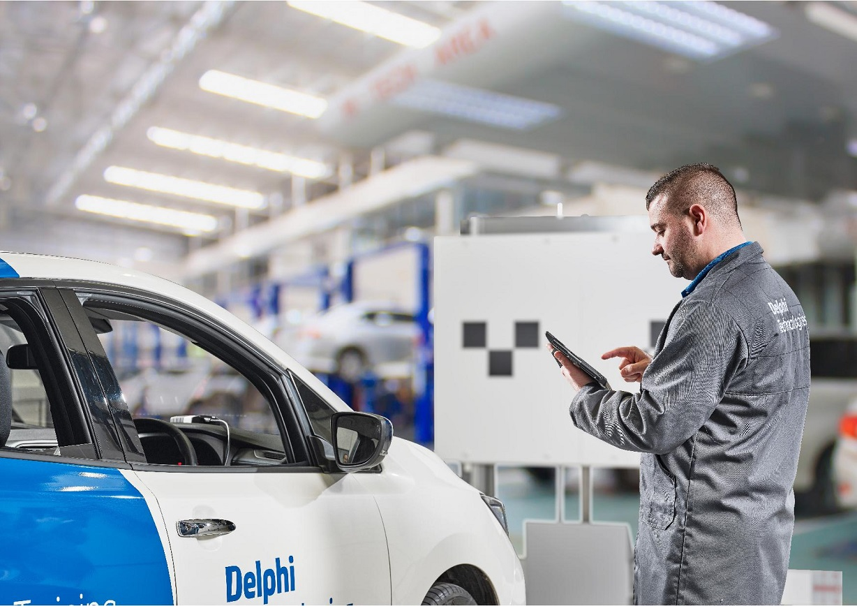 New ADAS Kit Further Expands Delphi Technologies' Diagnostic Capabilities