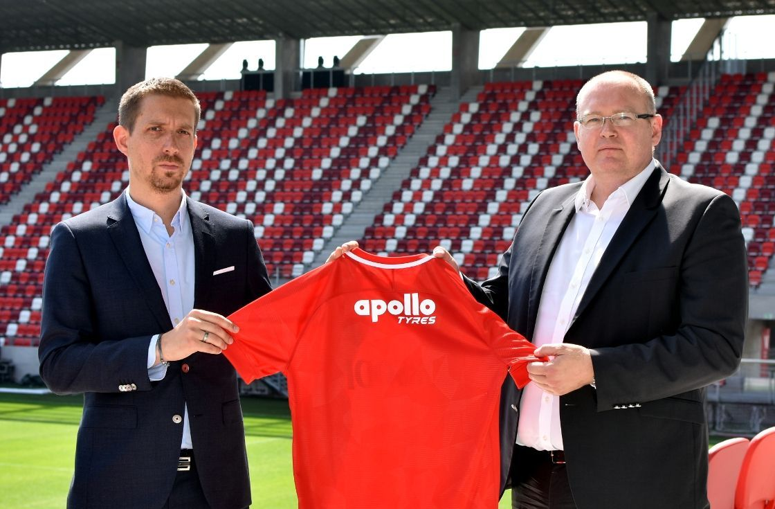 Apollo Signs Three-Year Deal with Leading Hungarian Sports Club