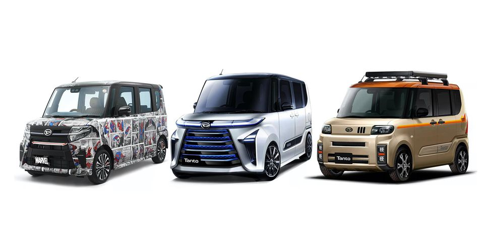 Daihatsu Set to Steal the Show with Tiny Concepts at 2020 Tokyo Auto Salon