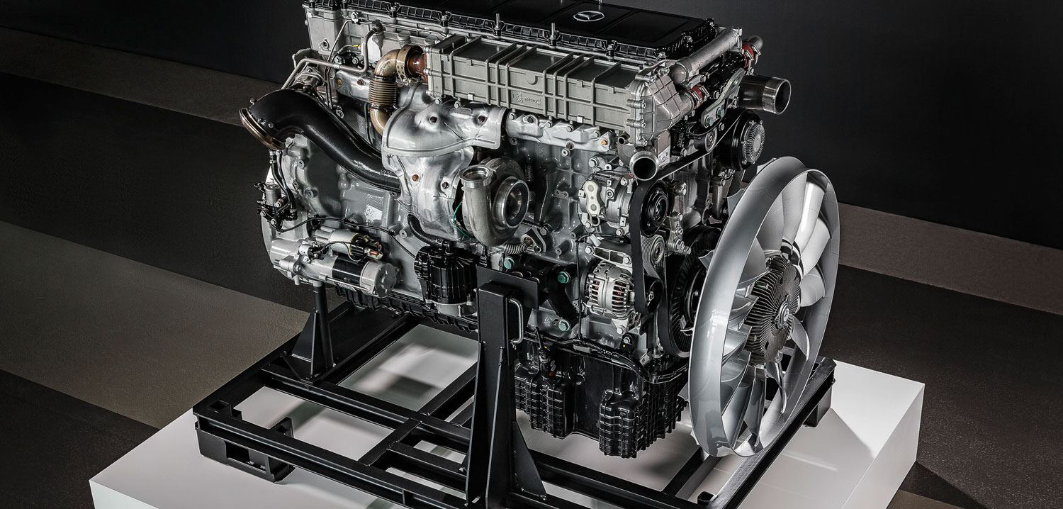 Daimler Trucks Achieves Milestone of One Million Engines