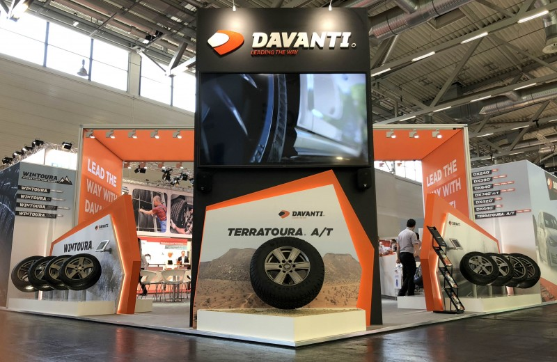 Davanti to Showcase Next-Generation Protoura at CITEXPO