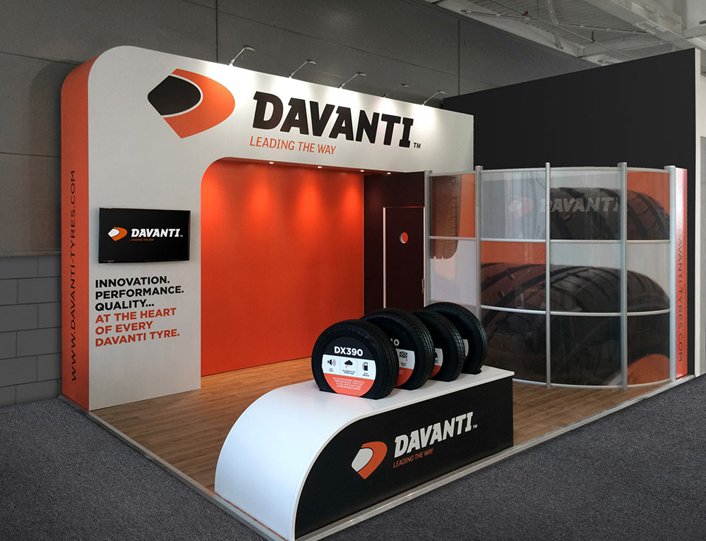 Davanti Tyres Appoints Terramar as Exclusive Distributor in the Middle East