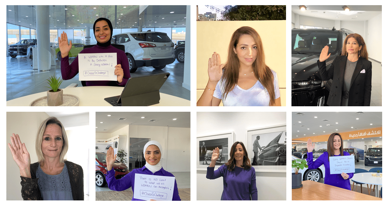 GM Middle East Celebrates its ongoing Commitment to Diversity and Inclusion on International Women's Day
