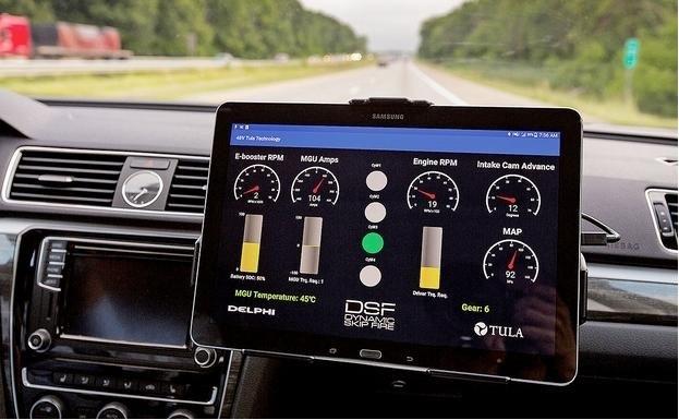 Delphi Develops Alternative to Diesel Engine