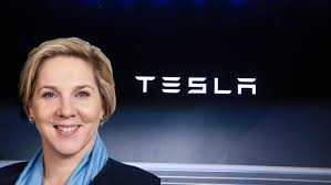 Robyn Denholm Replaces Musk at Tesla