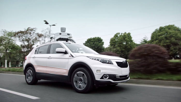 Didi Chuxing Reveals Plans to Launch Fleet of Self-Driving Vehicles and for Global Expansion