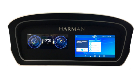 Harman Debuts Scalable Digital Cockpit Platform