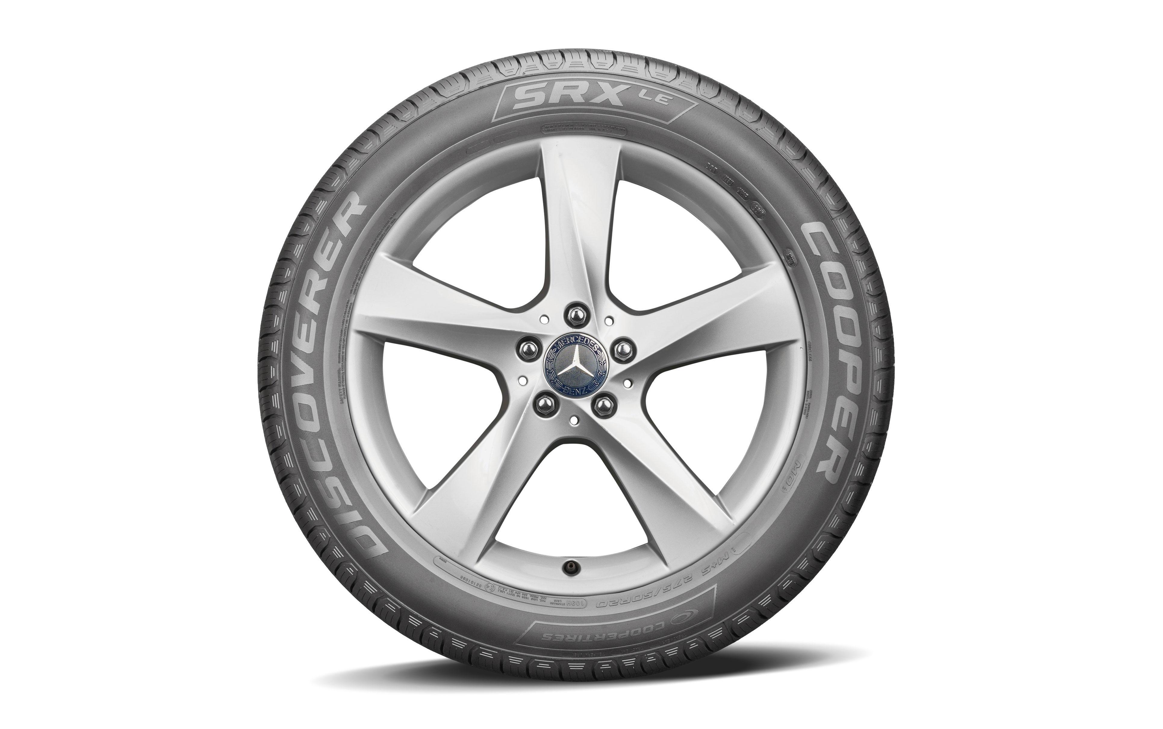 Cooper Discoverer SRXLE™ Tire Selected as Original Equipment for New Mercedes-Benz GLS SUV