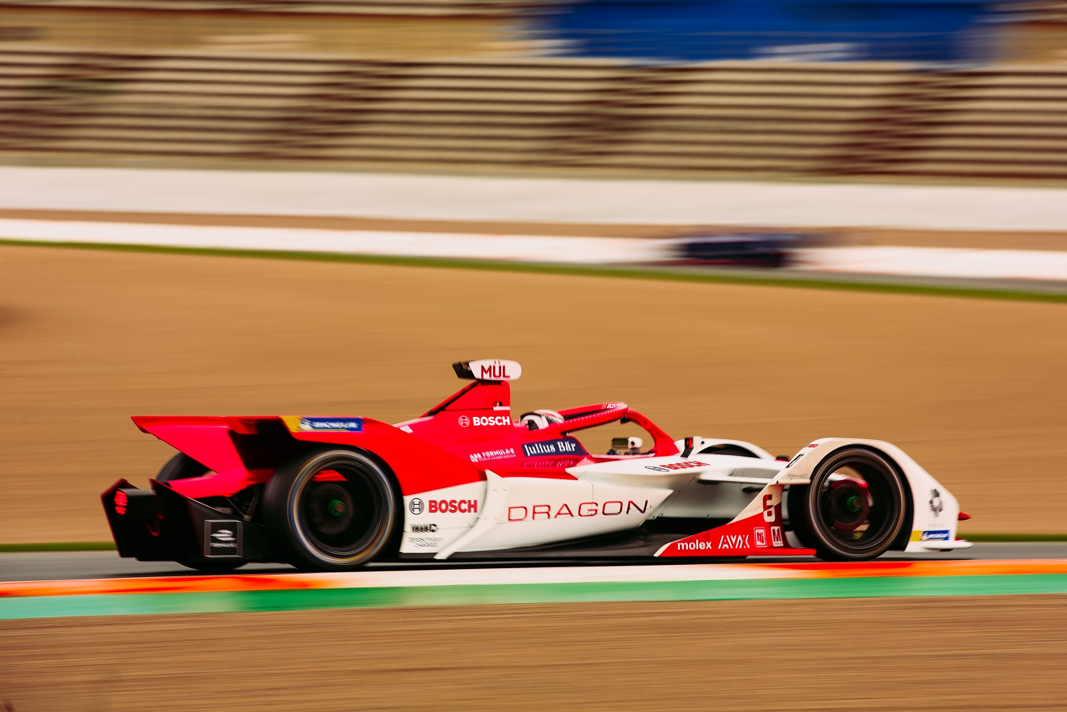 Bosch and DRAGON / PENSKE AUTOSPORT begin a long-term partnership in Formula E