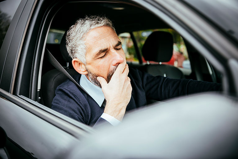Study Highlights Need to Develop Technology which can Detect Driver Tiredness
