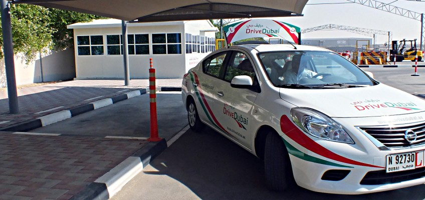 Driving Tests become Easier in Dubai