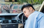 Study finds that Driving while Drowsy is as Dangerous as Drunk Driving