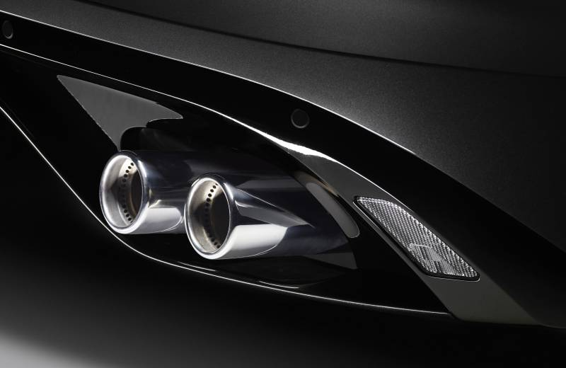 Dual Exhausts Latest Trend in Sports Cars