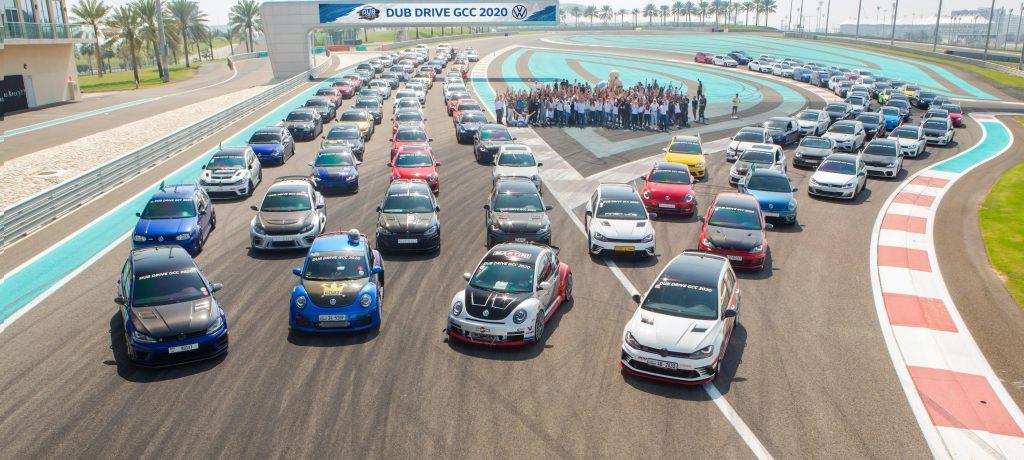 Fourth Edition of Dub Drive GCC Draws Over 1,000 Participants