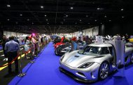 Dubai International Motor Show Returns with Focus on 'Future Mobility'