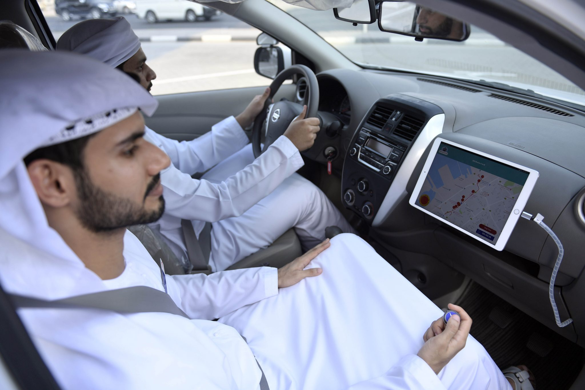 RTA Launches Smart Track for Testing Drivers at All Driving Centers