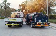 ENOC Link Deploys Fueling Vehicles to Support Disinfection Drive