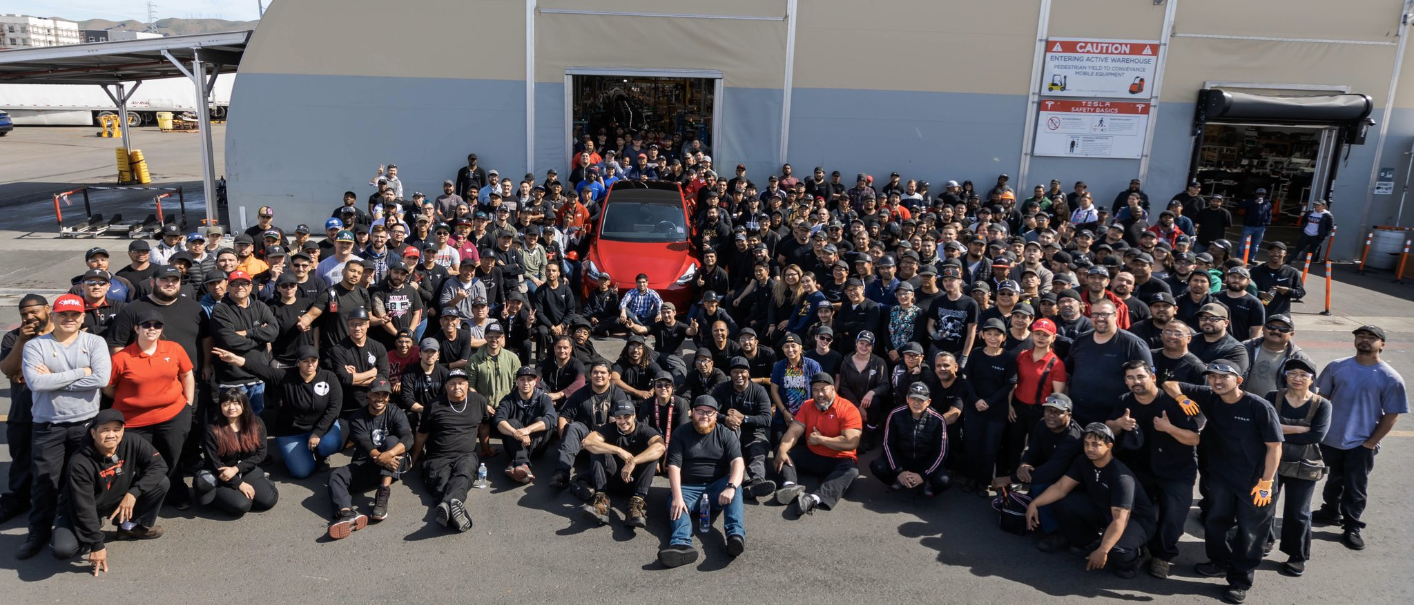 Tesla Crosses Production Milestone of One Million Cars