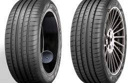 Goodyear Develops Intelligent Tires with Shorter Stopping Distances
