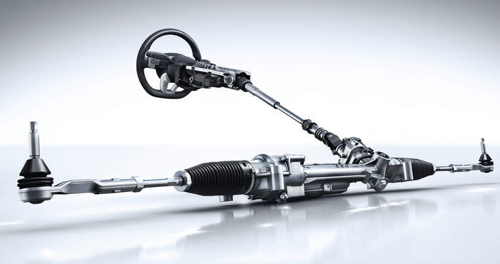 Bosch to Showcase Steering Systems at AAPEX 2016