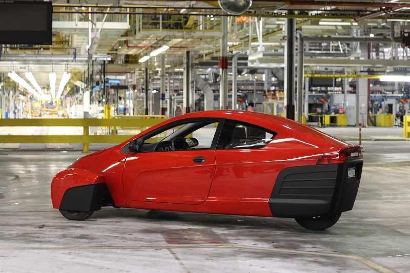 BASF Chosen by Supplier by Elio Motors