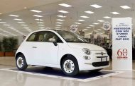 Fiat Achieves Marks Sixtieth Anniversary with Guinness World Record
