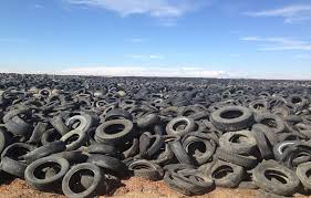 Evonik Uses Scrap Tires to Make Modern Construction Material