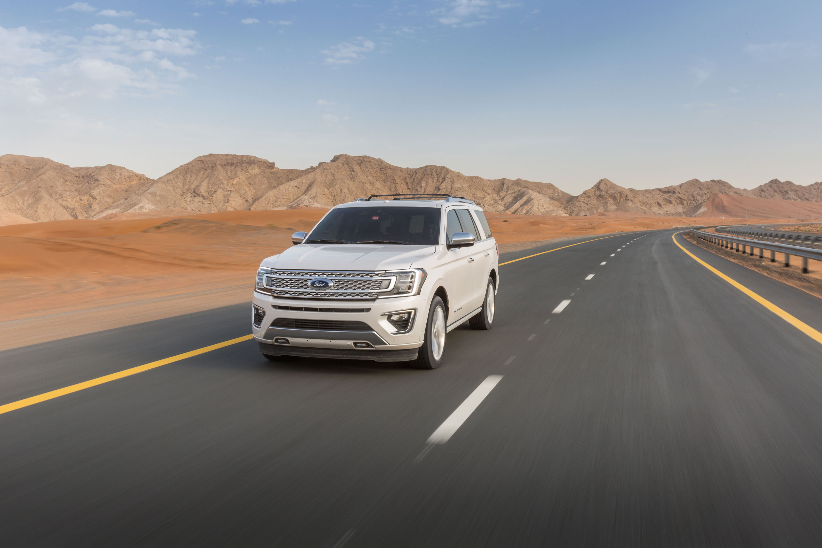 All-New 2018 Ford Expedition Earns Five Star NCAP Rating
