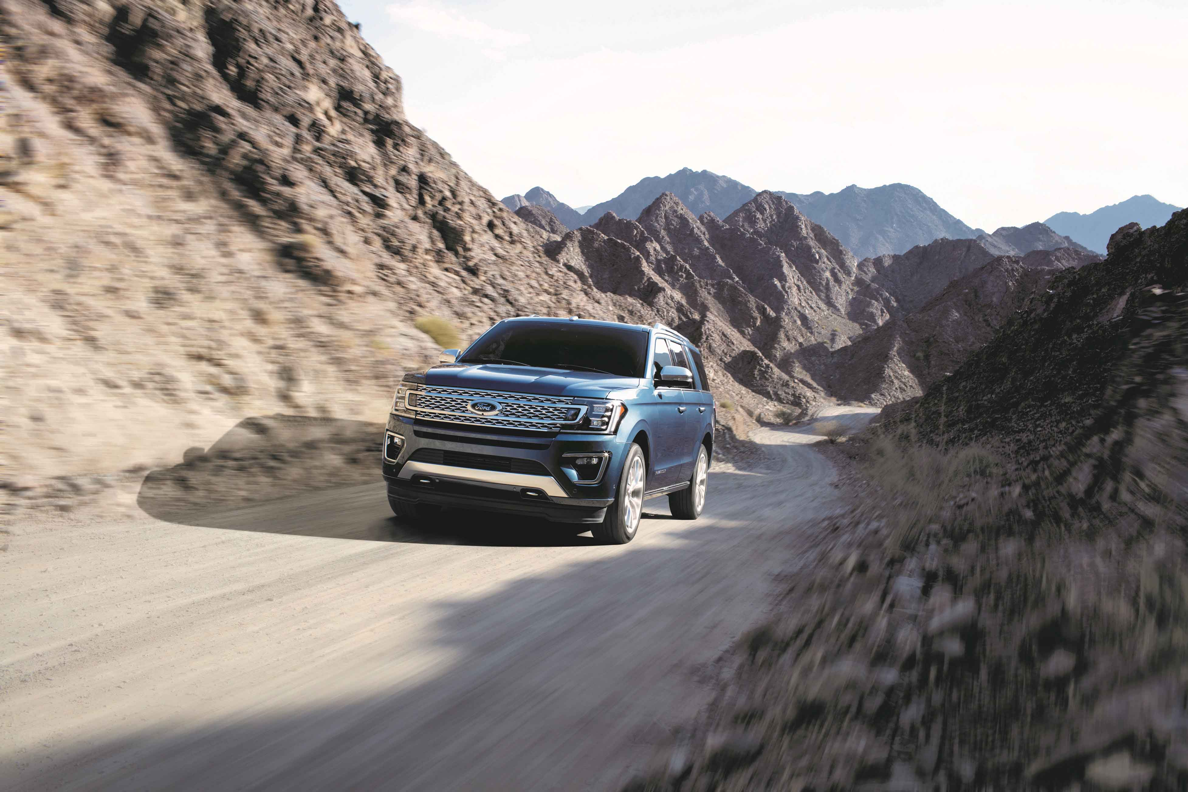The Ford Expedition