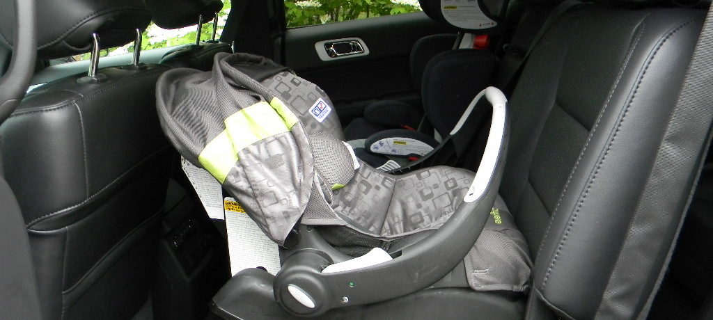 Maxi Cosi Debuts Carseat with Builtin Airbags