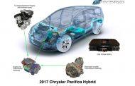 FCAs 3.6-liter Pentastar V-6 Hybrid Propulsion System Chosen for Wards 10 Best Engines List