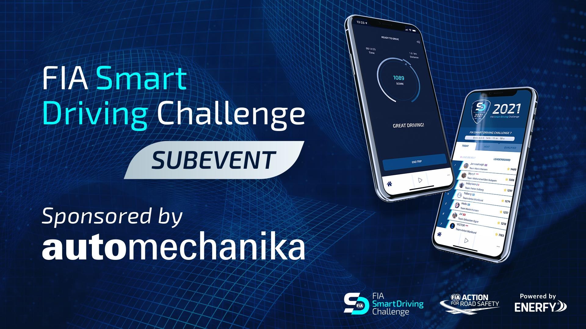 Automechanika launches FIA Smart Driving Challenge Subevent