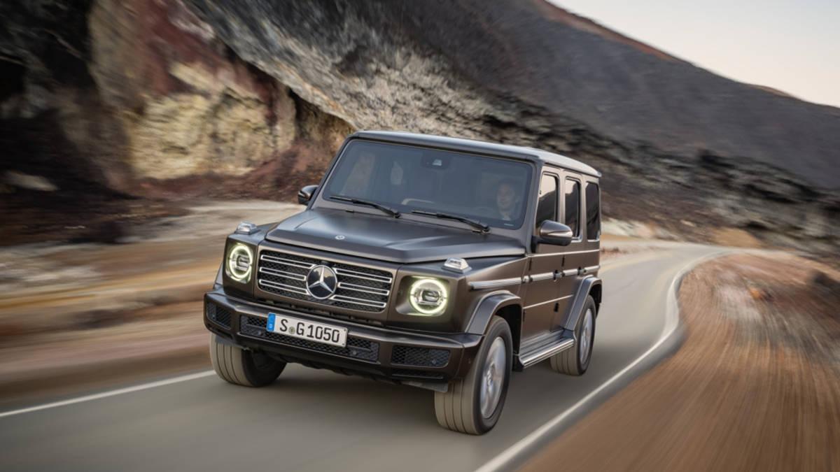 Falken Tire Gets OE Fitment for new Mercedes-Benz G-Class