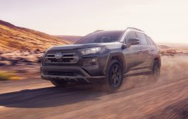 Falken Tires chosen as OE for 2020 Toyota RAV4 TRD Off-Road