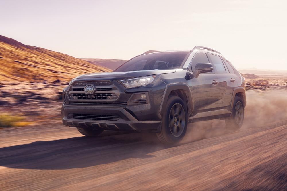 Falken Tires chosen as OE for 2020 Toyota RAV4 TRD Off-Road