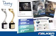 Falken Wins Davey Awards for Advertising Campaigns