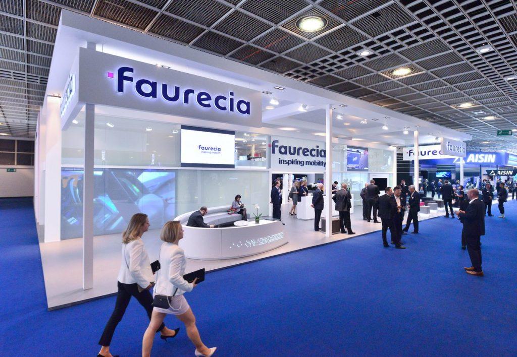 Faurecia Renews Partnership Agreement With Lectra Tires