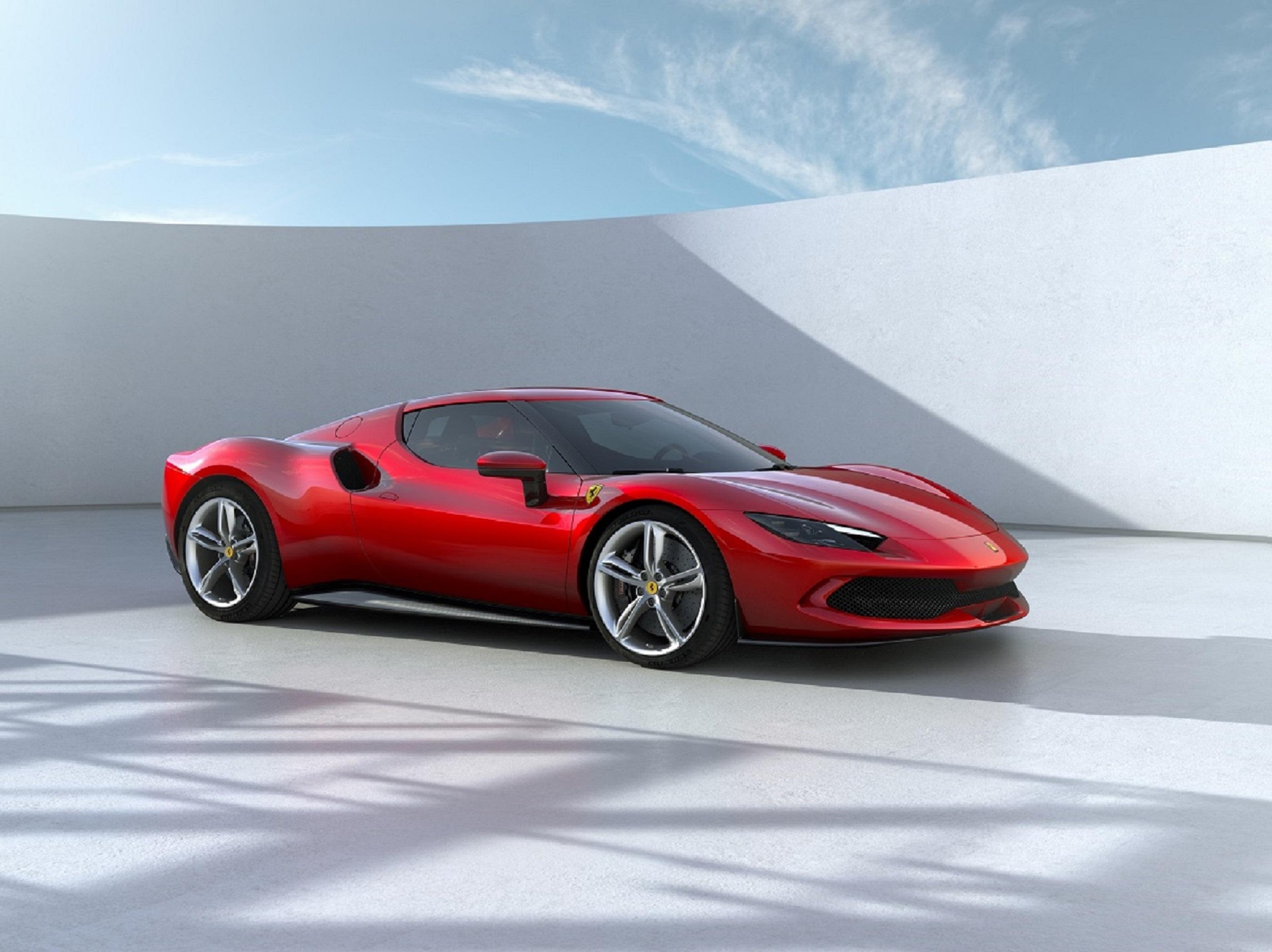 Ferrari Continues Strong Momentum Across All Regions