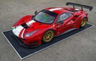 Pirelli P Zero Dhe For The New Ferrari 488 Gt Modificata