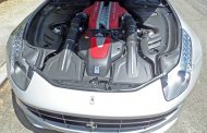 Ferrari Files Patent for E-Turbo 4-Cylinder Engine